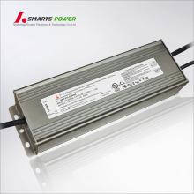 alto PF, alta eficiencia ul fuente de alimentación 200 w 24 v 0-10 v atenuación conductor led