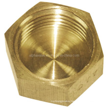 Brass Fitting /Brass Cap/ Brass Female Cap (a. 0311)