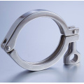 Stainless Steel Sanitary Single Heavy Duty Pin Clamp (IFEC-CR100001)
