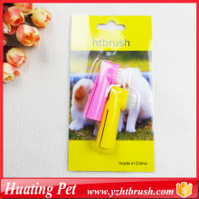 Low Cost for China Pet Brushes,Pet Slicker Brush,Pet Deshedding Brush Manufacturer doggy finger toothbrush set supply to Ecuador Supplier