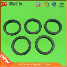 Injection Plastic Products Auto Parts O-Ring Silicon Rubber Seal