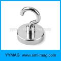 Neodymium magnetic hooks heavy duty