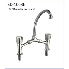 Bd1003e Double Knobs Bridge Type Faucet