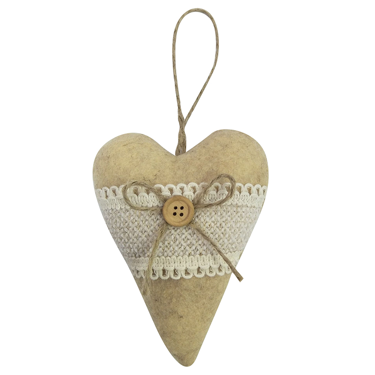 Christmas Cute Heart Ornaments