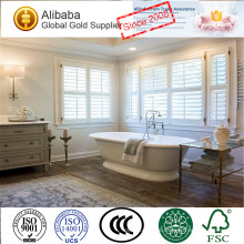 Novel Product with Good Quality of Factory Price Custom White Coated Diy Plantation Shutters