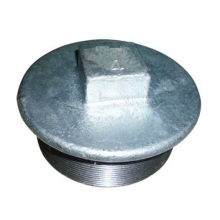 Beaded Type Malleable Iron Plug