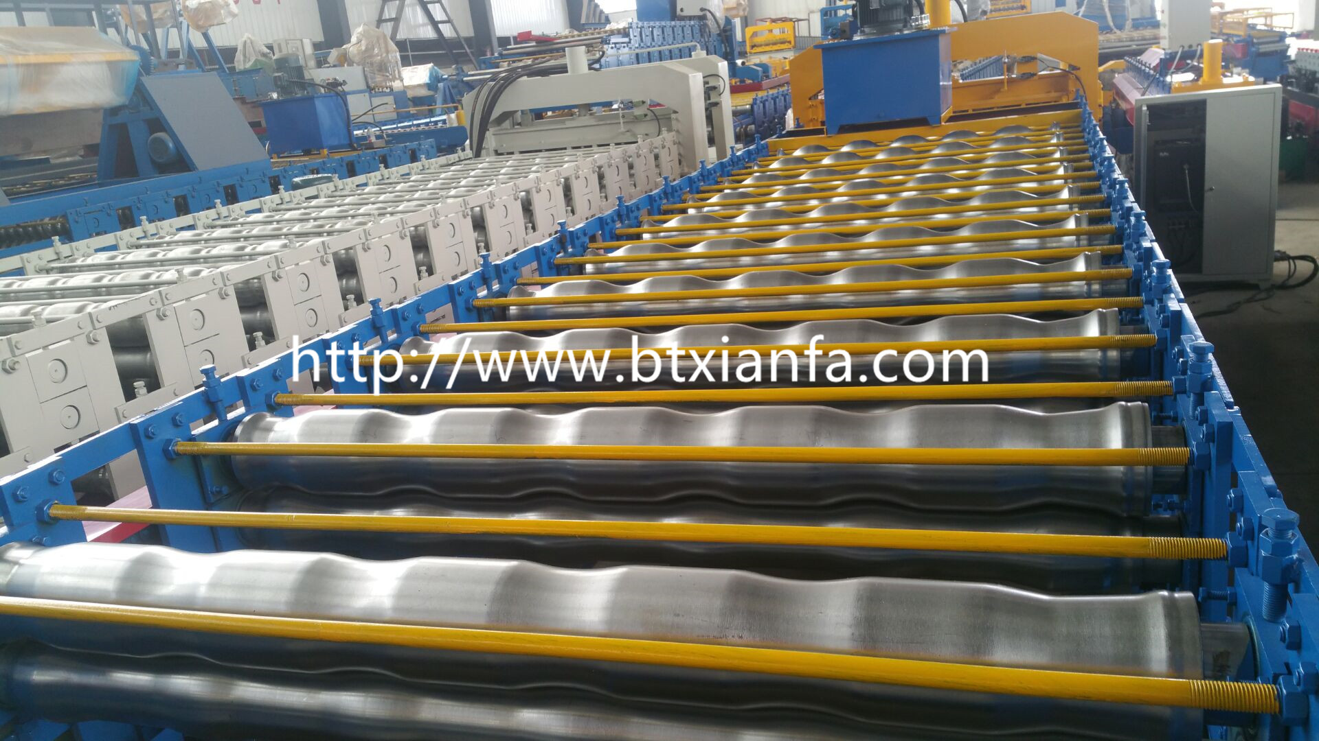 xf roll forming machine