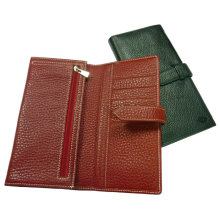 Top Quality Geunine Leather Wallet (WD-016) , Fashion Wallet