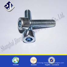 Stainless Steel 304 Asme Hex Socket Cap Screw