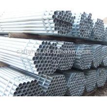 ASTM A53 pequeno diâmetro galvanizado tubo de aço sem costura