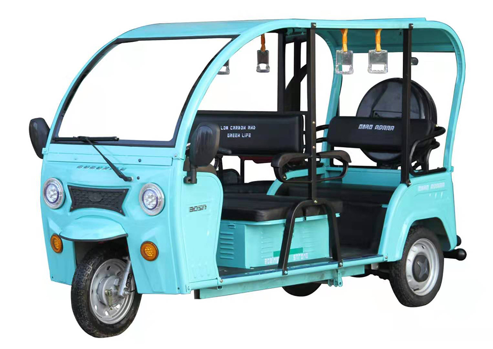 4 Passenger Electric Tricycle