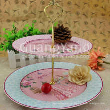 Heiße Verkaufs-Marken-keramische Massen-Abendessen-Platten