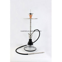 Cachimba de Shisha del tubo de agua que fuma del acero inoxidable del nuevo estilo