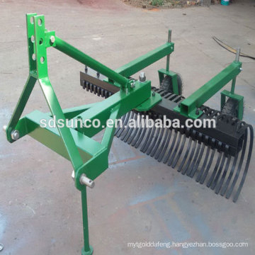 landscape rake powered by tractor