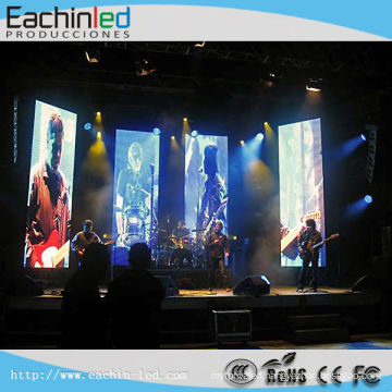 P6 Indoor Led Screen Dj Stage Background Led Display Big Screen