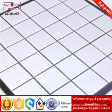 china factory white swimming pool tile, mosaic tile ceramic design