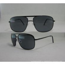 Горячие продажи Мода Марка металла солнцезащитные очки с зеркалом для мужчины / женщины 263048