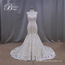 Stock Länge Meerjungfrau Brautkleider