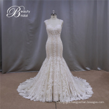 Floor Length Mermaid Bridal Gowns