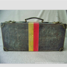 fashion hard shell retro suitcases