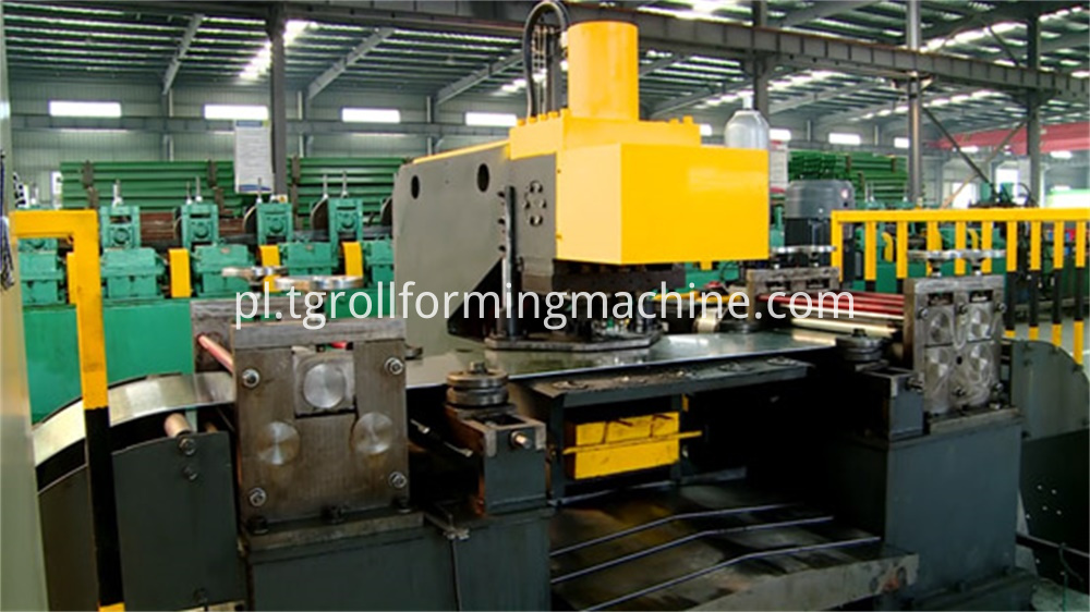 Stereo Garage Upright Column Forming Equipment