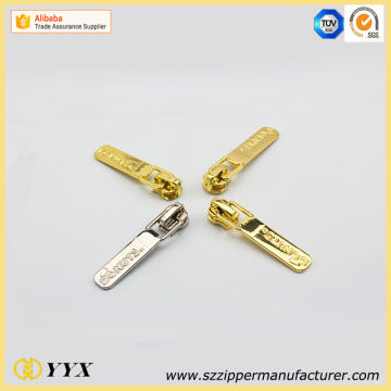 Murah Zinc Alloy Auto Lock Zipper Slider