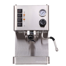 Professional coffee machine cappuccino latte art