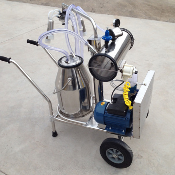 Vacuum pump typed milking machine worldwide