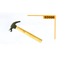 Claw Hammer with Black-Laquerde Handle