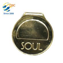 Esportes feitos sob encomenda das medalhas da competição do presente feito sob encomenda da lembrança do projeto 3D