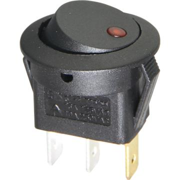 Pusingan Rocker Switch avaible dengan Lampu LED