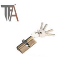 Cilindro de bloqueio de dois lados aberto TF 8021