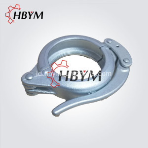 DN150 Snap Forged Coupling Clamp