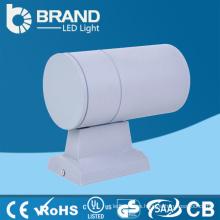 Nuevo diseño diseño blanco caliente de la venta caliente nuevo diseño dos luz sconce de la pared