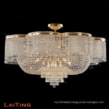 Empire bronze chandelier lighting in dubai ceiling light modern