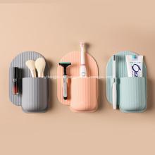 Силиконовый держатель для зубных щеток, подставка для зубной пасты