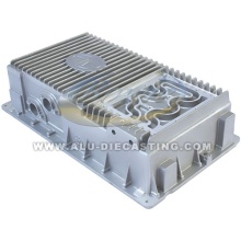 Aluminium Die Casting Auto Gear Accessories