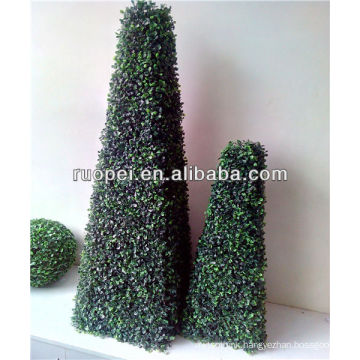 2016 Outdoor or indoor natural christmas Conical artificial plant/tree for decoration