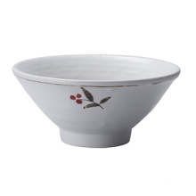 Melamine Japanese and Korea Style Ramen Bowl/Noodle Bowl (AT575)