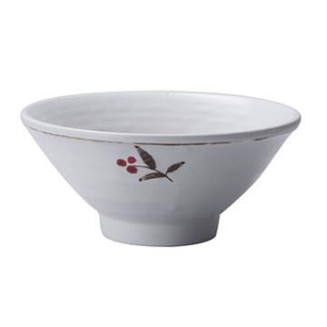 Cuenco de melamina japonés y Corea Ramen Bowl / Noodle Bowl (AT575)