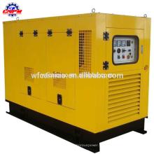 Chine fournisseur weifang moteur fabrication silencieux diesel générateur ou genset