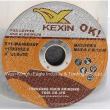 T41 Super dünn schneiden Disc für Kupfer und Aluminium