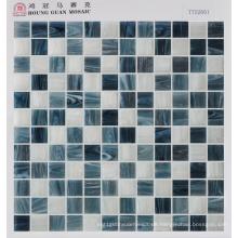 Glas Mosaik 23 * 23mm Bodenfliese