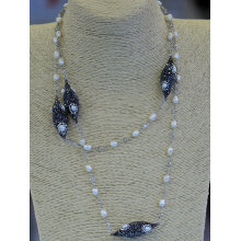Hot Selling Fresh Water Pearl Necklace Jewelry