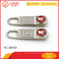 OEM Epoxy várias cores Metal Zipper Puller
