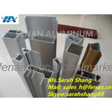 Aluminum Window Profile For Chile Marketing Made In China
