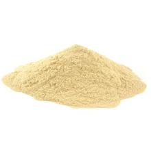 Healthy food dry pure pear juice powder