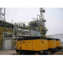 Atlas Copco 782cfm Diesel angetriebene tragbare Schraube Luft Kompressor
