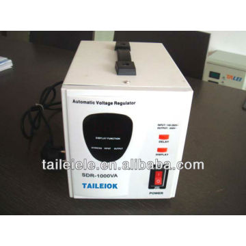 Stabilisateur de tension pour climatiseur, etc. SDR-1000VA 260V