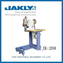 JK 208 high production efficiency industrial electronic setting shoe making machine